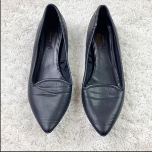 Forever 21 Pointed Toe Flats